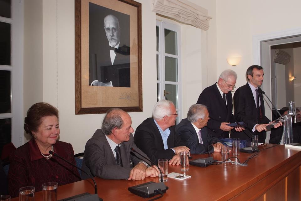 Μεγάλη τιμή η παρουσία μου στο μνημόσυνο του Ελ. Βενιζέλου