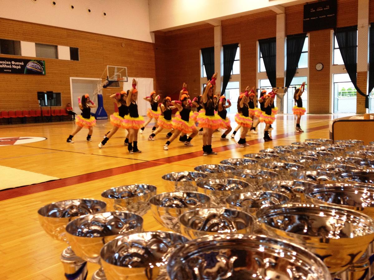 Δύο μαζικές γιορτές του αθλητισμού και της νεολαίας στη Θεσσαλονίκη!