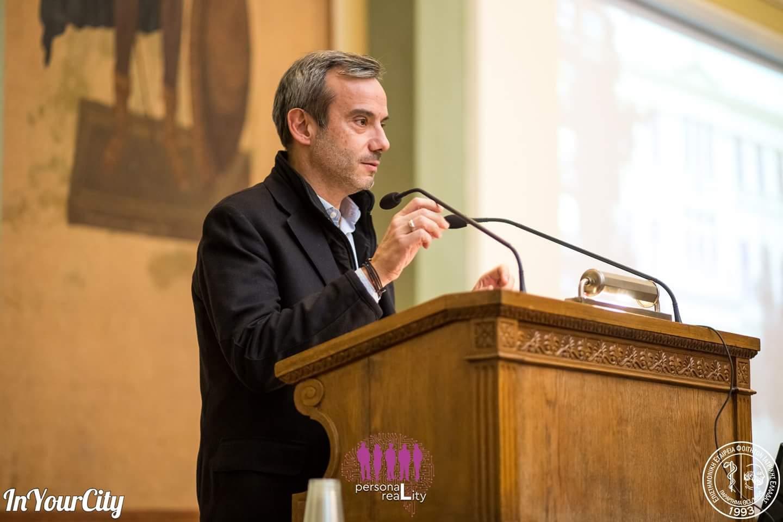 Personal Reality - Ομιλία σε Ημερίδα της Επιστημονικής Εταιρείας Φοιτητών Ιατρικής Ελλάδας